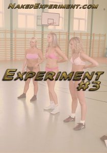Naked Experiment #3 - Front Cover